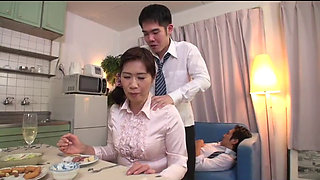 Mature Asian housewives getting fucked