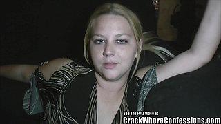 Horny BJ Blonde Pill Head Horror Stories