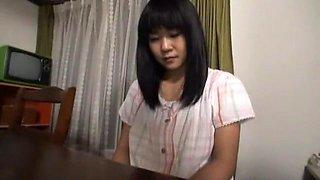 Horny Japanese whore Nami Omi, Saya Takazawa in Hottest Kitchen JAV video