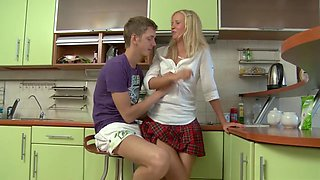 Crazy pornstar in incredible blonde, european xxx video