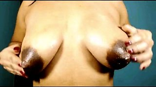 big nipples with milk