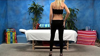 Seducing a lad was never so simple as with a nice massage