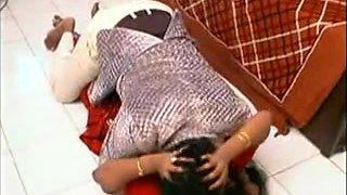 Big Boob Mallu Aunty Enjoyed By Lover - B Grade Movie Scene