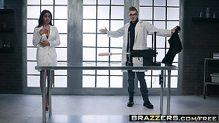 Brazzers - Big Tits at Work -  Large Hard-On