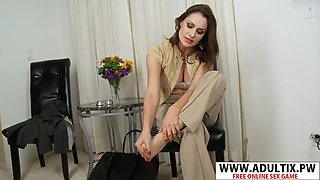 Realy nice mommy nora noir gets nailed sweet hot step son