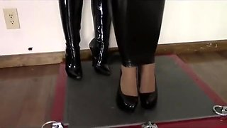 Latex Domme Toys With Sahrye