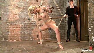 Cherie Deville in Cherie Deville - Hawt Blonde Gets Pounded - HogTied