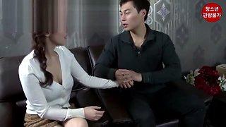 노래방 도우미 아줌마 엄청크네 민재 korean movie