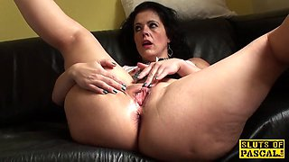 sub euro dominated with rough anal punishment