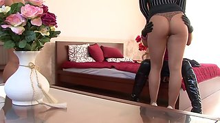 pepper joins a horny couple during a great shagging session