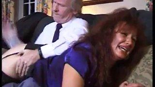 Good old english spanking