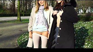 Best cameltoe clips compilation