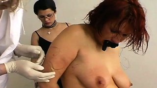 Wicked bitch gets punished in humiliation mode