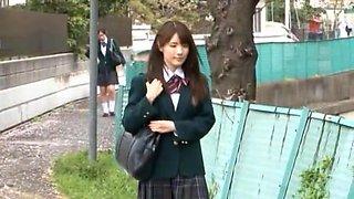 School Girls Wearing Diapers