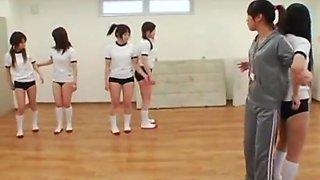 Japanese schoolgirls random facial part 2