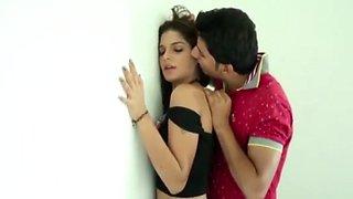 Indian Wife seducing her boyfriend with her beautiful body
