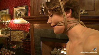 Cherry Torn & Sarah Shevon in Service Sessions: Preparing The Slave - TheUpperFloor