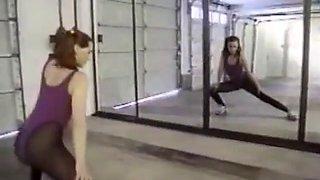 Anal gymnast