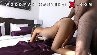 Young babe trying anal for the first time