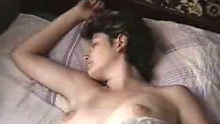 Naked Woman at Bed