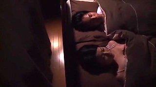 Crazy Japanese whore Megumi Haruka in Incredible Kitchen JAV movie