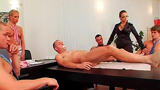 hottie spanked and licked bdsm video 2