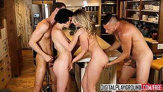 DigitalPlayground - Couples Vacation Scene 5