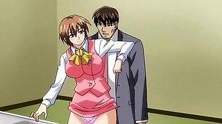 Fabulous adventure, romance hentai video with uncensored