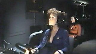 Starship Eros (1979) Classic Star Trek Parody Starfleet Lesbian Babes Orgy