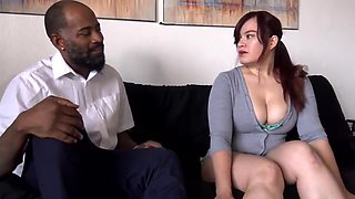 Old Black Men Fucks Sexy Curvy Asian