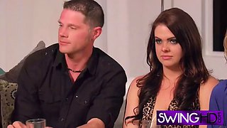 amateur swingers enjoy being in reality show