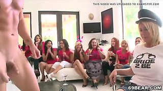 perfect bachelorette party