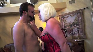 mistress nikki brooks and astro domina caning slave