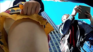 Upskirt king 282