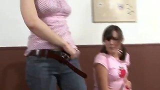 Sinn gets a spanking