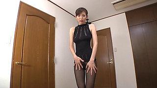 Japanese Pantyhose Fuck with Kuroki