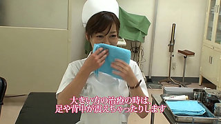 Japanese Married Nurse Gangbang Treatment