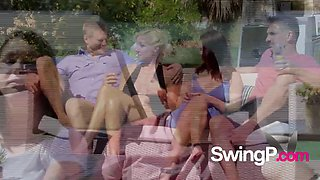 Swinger couple chooses the lifestyle instead of cheating on each other
