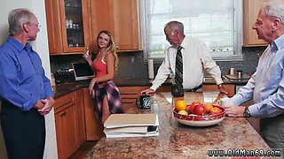 Young blonde secretary Molly Earns Her Keep