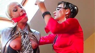 hot babe dominates her slave clip clip 1