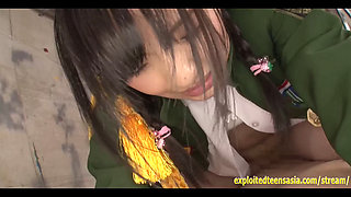 Miyazawa Azuki Eikawa Army Interrogation