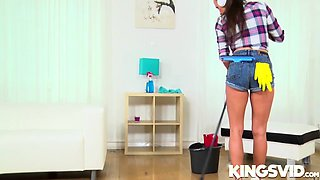 Mea Melone In Squirty Maid