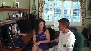 Margo Sullivan - Mom Meets Son On Dating Website