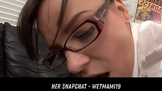 Milf Get Rough Anal Doggystyle HER SNAPCHAT - WETMAMI19 ADD