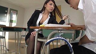 Japanese Slut Teacher