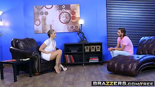 brazzers - dirty masseur - julia ann and lucas frost -  forp