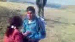 Rare homemade porn video from Tajikistan - cheap slut gets fucked