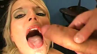 Perfect Beautiful Blonde German gang banged