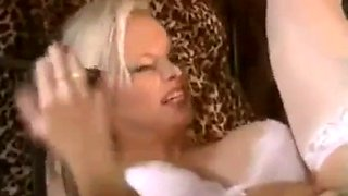 blonde gorgeous busty swedish babe ingrid enjoys going naughty with husband's german friend!