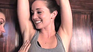 Best armpit licking